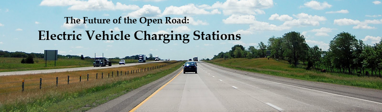 Electric Vehicle Charging Stations Now Available through Illinois Prairie Electric